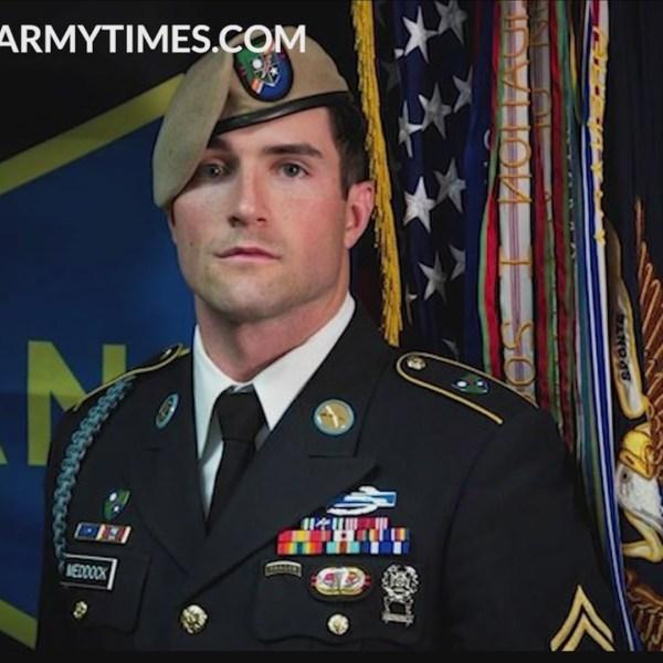 Sgt. Cameron Meddock Returning Home Tomorrow