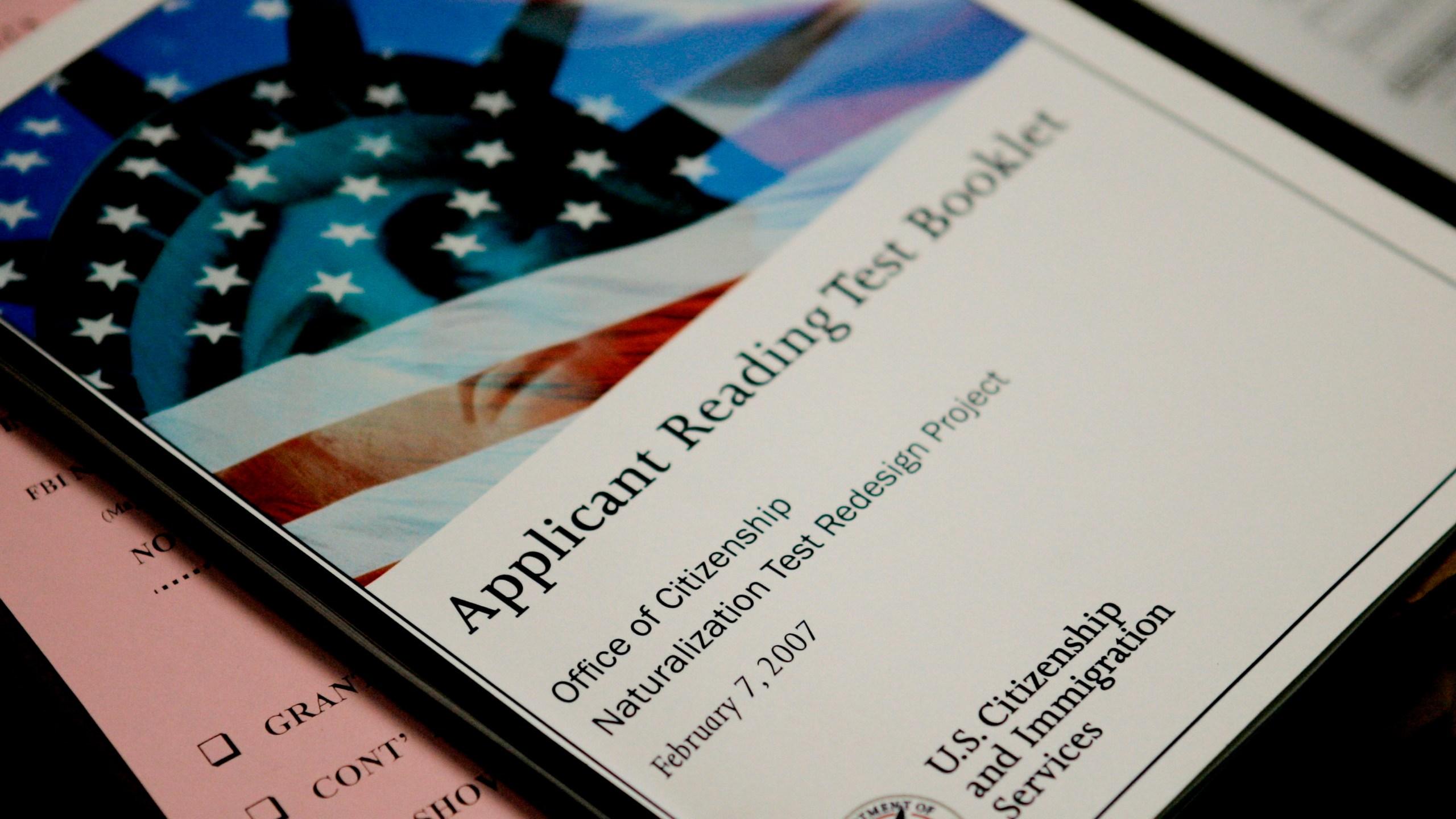 Citizenship Test-846655081