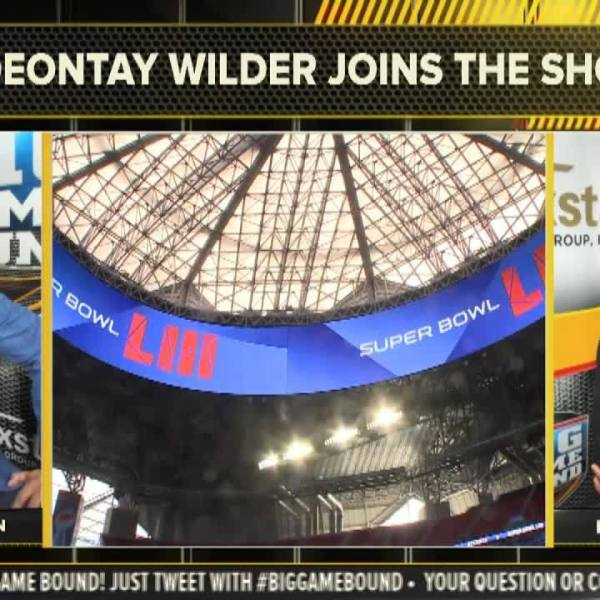 Deontay Wilder: Boxing, football share competitive parallels