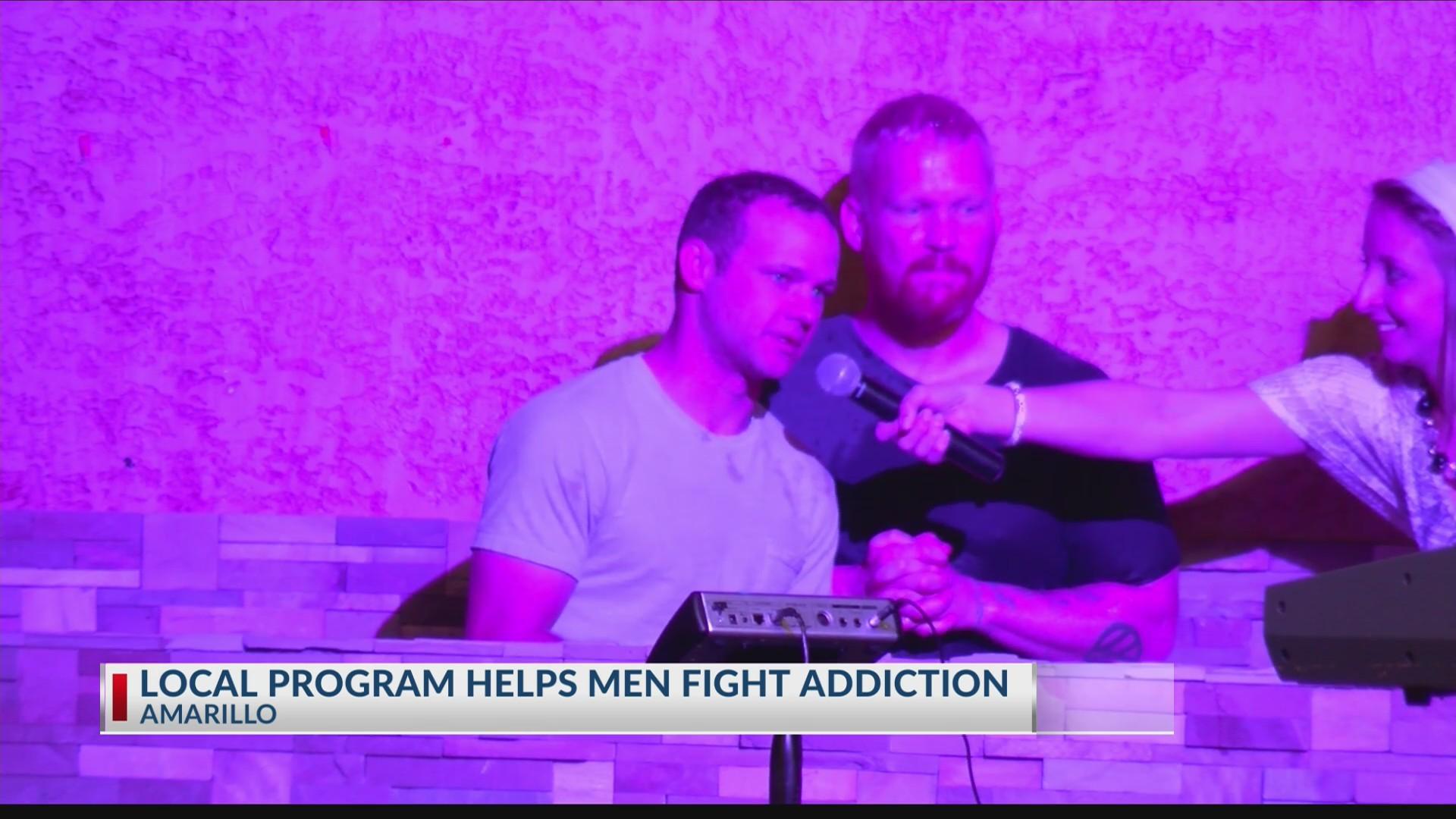 Life Challenge of Amarillo Helps Men Break Addictions