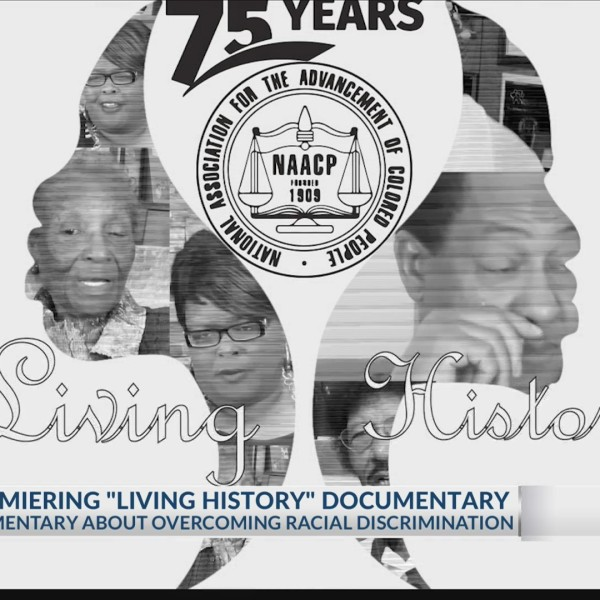 Local NAACP Hosting Upcoming Documentary
