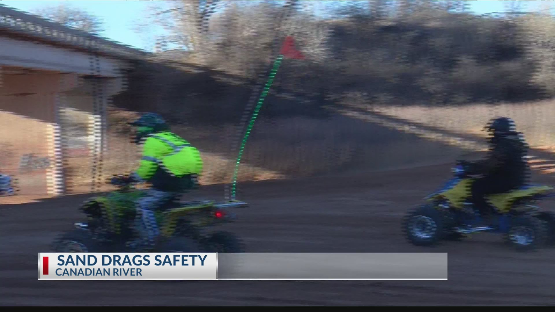 Sand Drags Safety