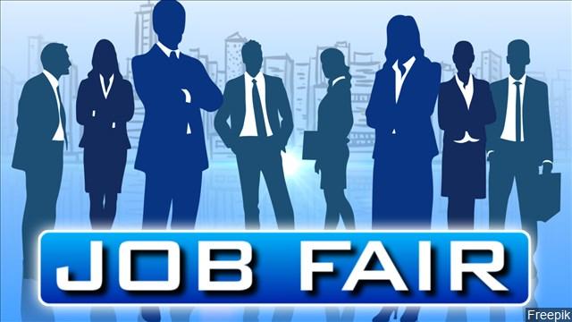 Job Fair GFX