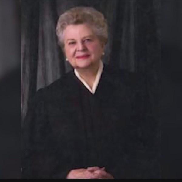 Judge Mary Lou Robinson's Legacy