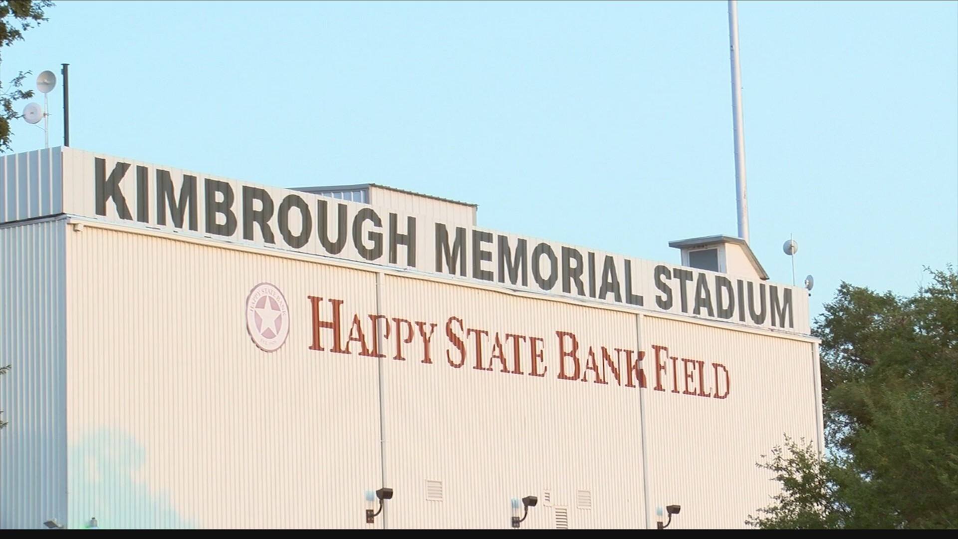 Randall County Historical Commission Proposes Name Change to Kimbrough Memorial Stadium
