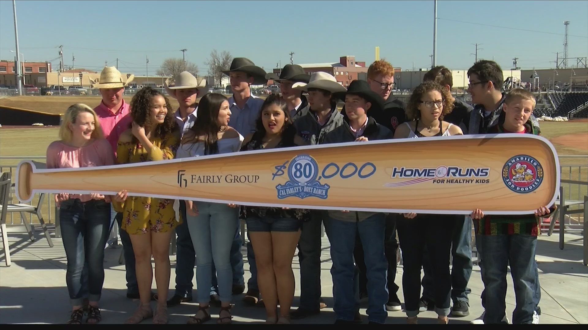Sod Poodles Announce Partnership With Boys Ranch and Fairly Group