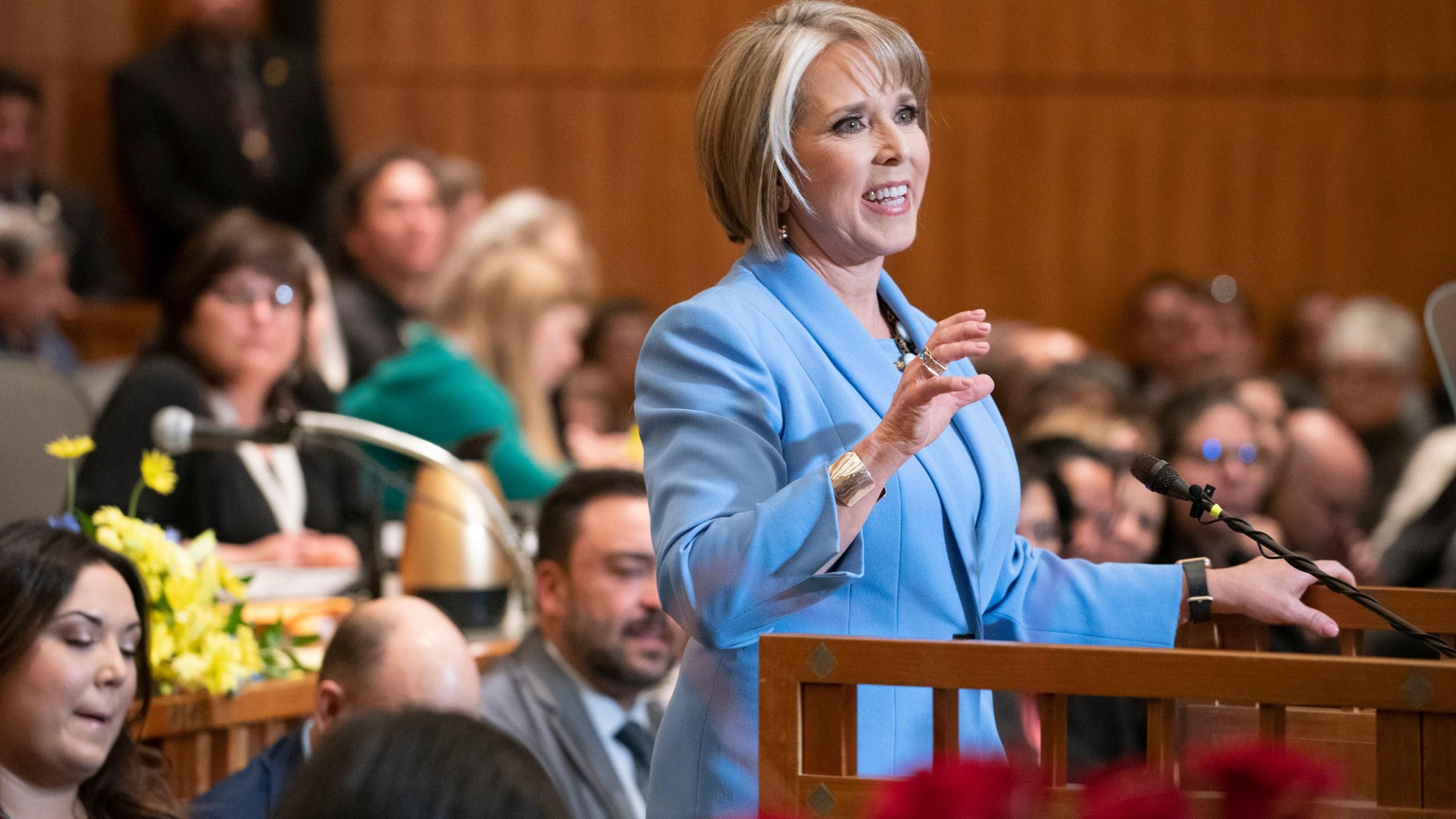 Legislature Convenes-New Mexico_1556229480385