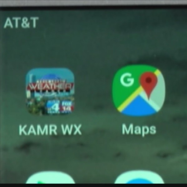 A brief tour of the KAMR Local 4 Weather App