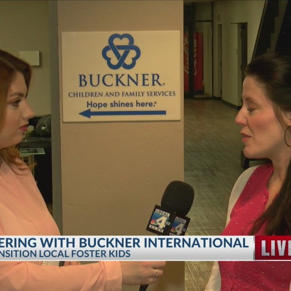 Buckner FYI Center helping foster children that age out of system
