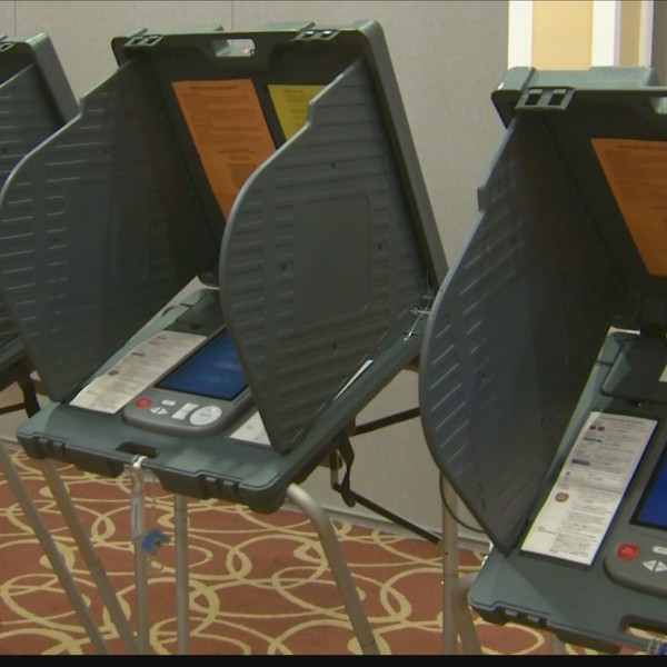 Early voting numbers in Potter and Randall Counties reflect low voter turnout