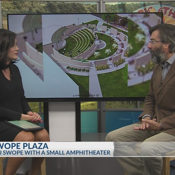 Fundraising continues for the AJ Swope Plaza