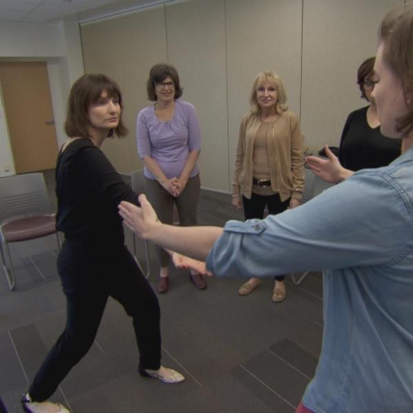 Improv Class Helps Cancer Patients Heal
