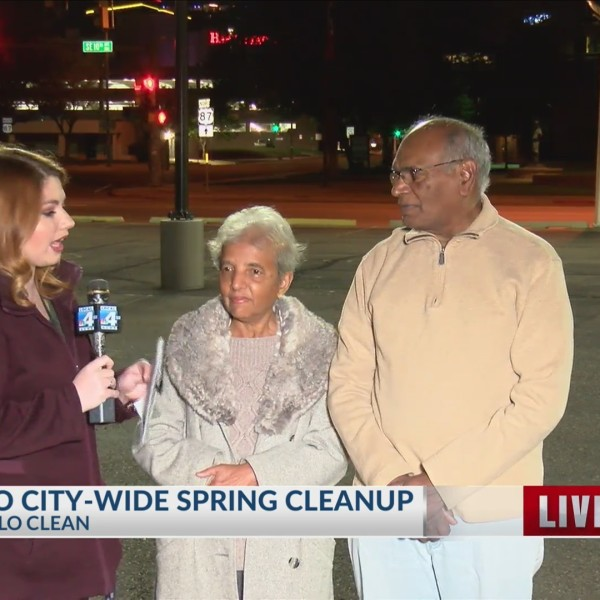 """Preview: Help """"Keep Amarillo Clean"""" this weekend"""