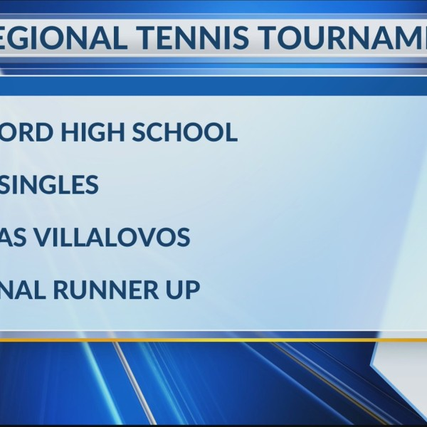 State Tournament in Tennis