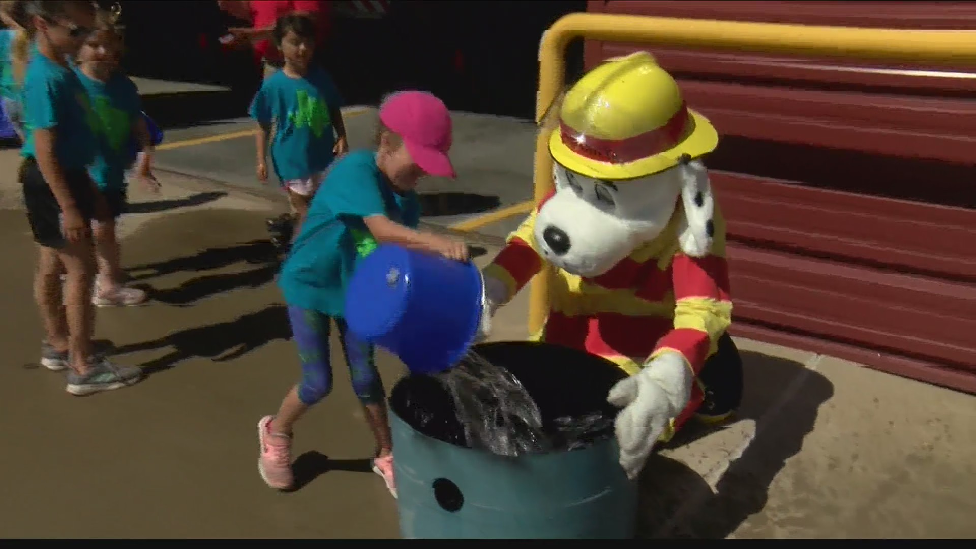 AFD hosts Safety Town