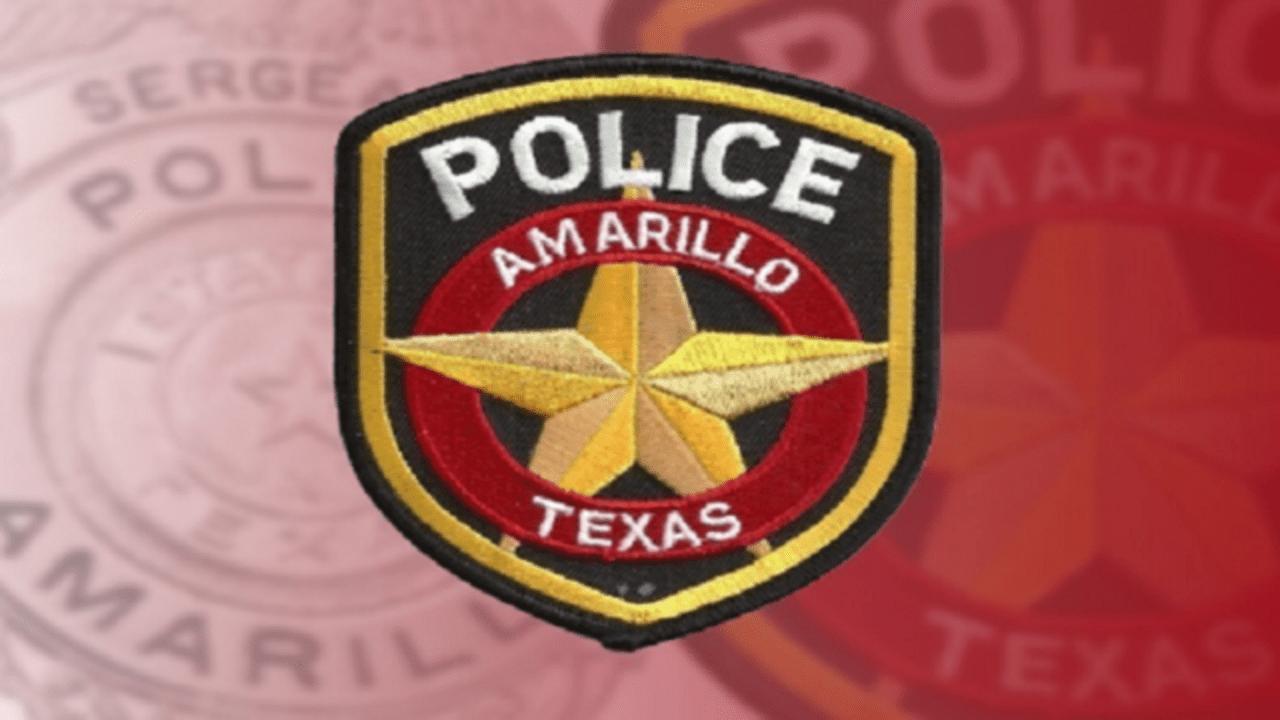 Amarillo Police Red GFX