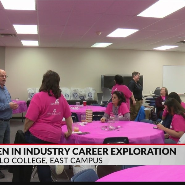 Amarillo College hosts 'Women in Industry'