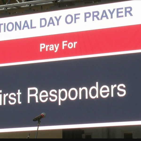 Amarillo community gathers for National Day of Prayer