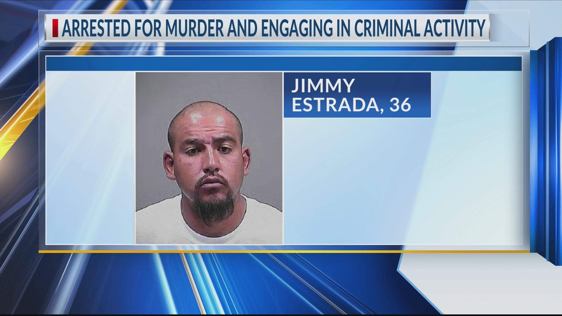 Arrest made in April murder