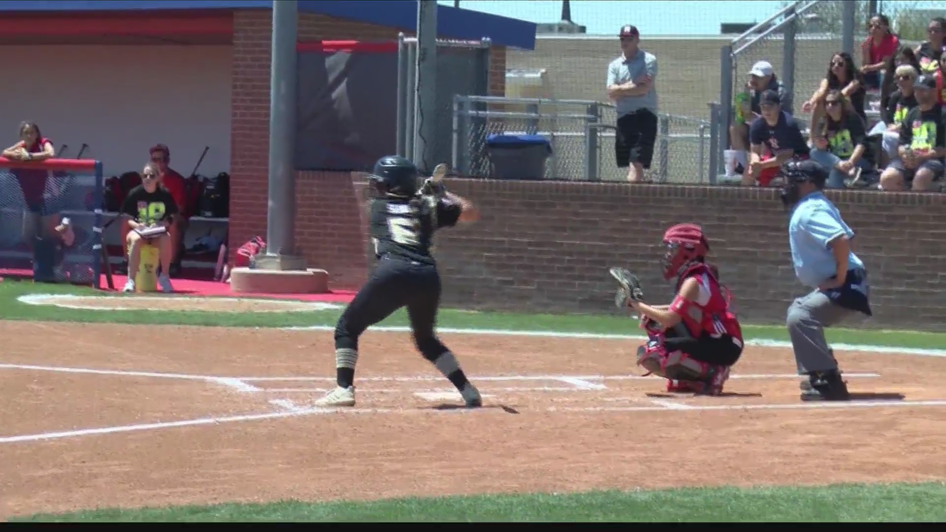 Bushland Softball prepares for the Regional