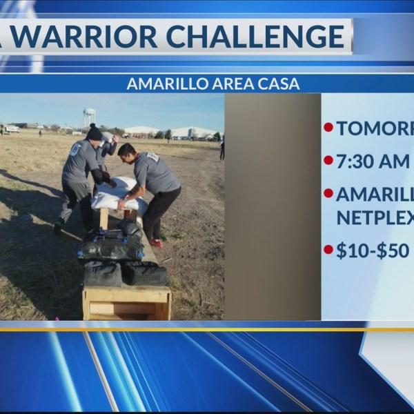 CASA Warrior Challenge
