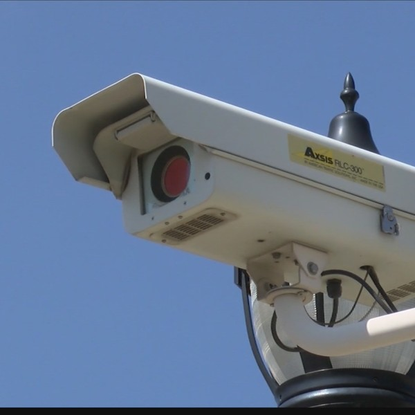 City of Amarillo awaits Gov. Abbott's decision on bill outlawing red light cameras
