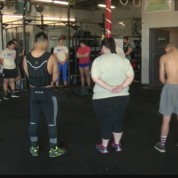 "CrossFit 806 honors Veterans with ""Murph Challenge"""