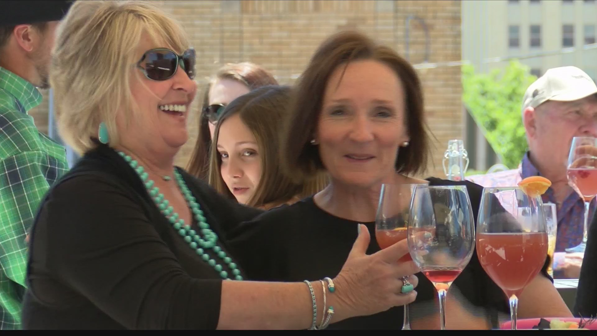 Local businesses happy with Mother's Day rush