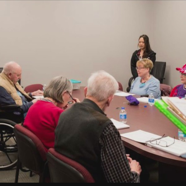 Parkinson's patients getting help through local clinic