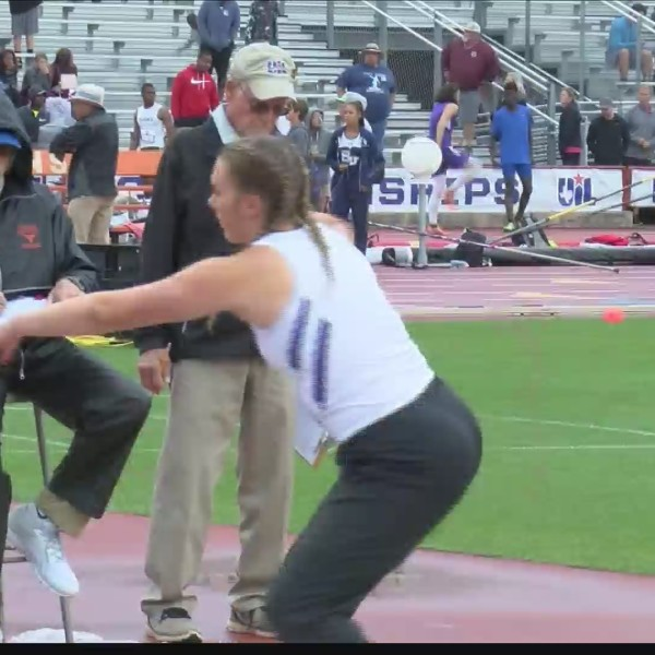 UIL State Track: Day 2