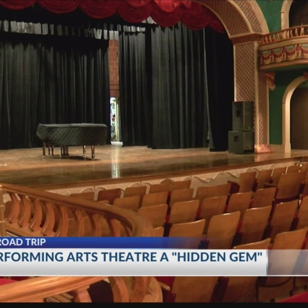 A hidden gem: The La Rita Performing Arts Theatre