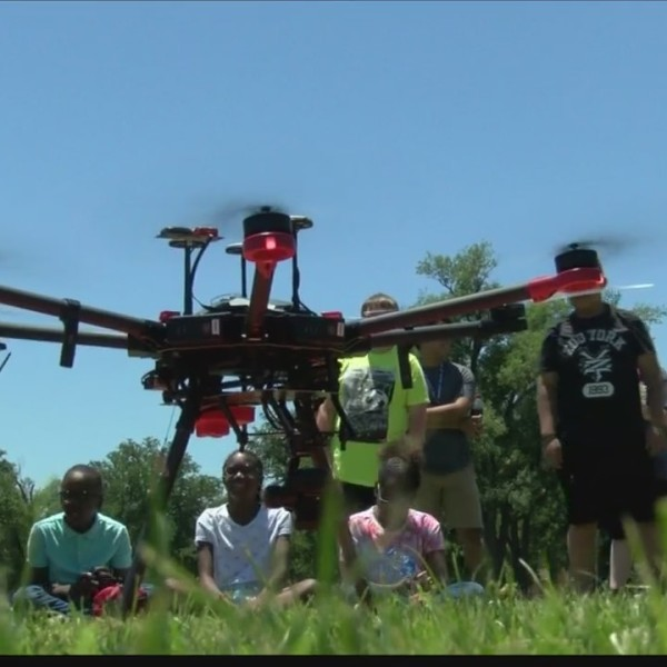 Amarillo College holds drone camp