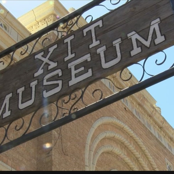 Exploring the XIT Museum