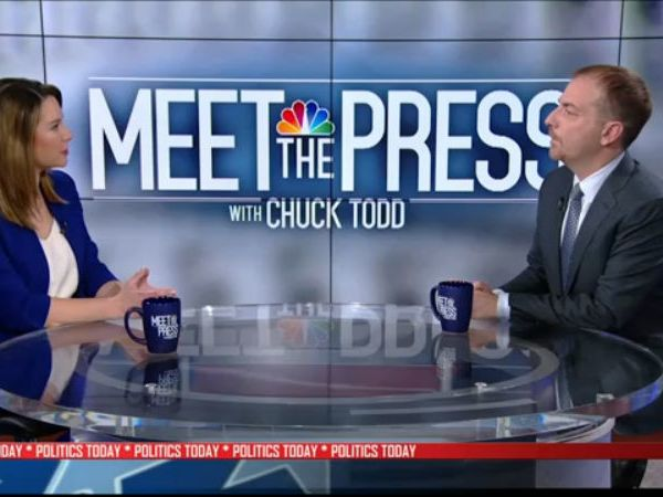 Politics Today: Jackie Kingston sits down with NBC's Chuck Todd