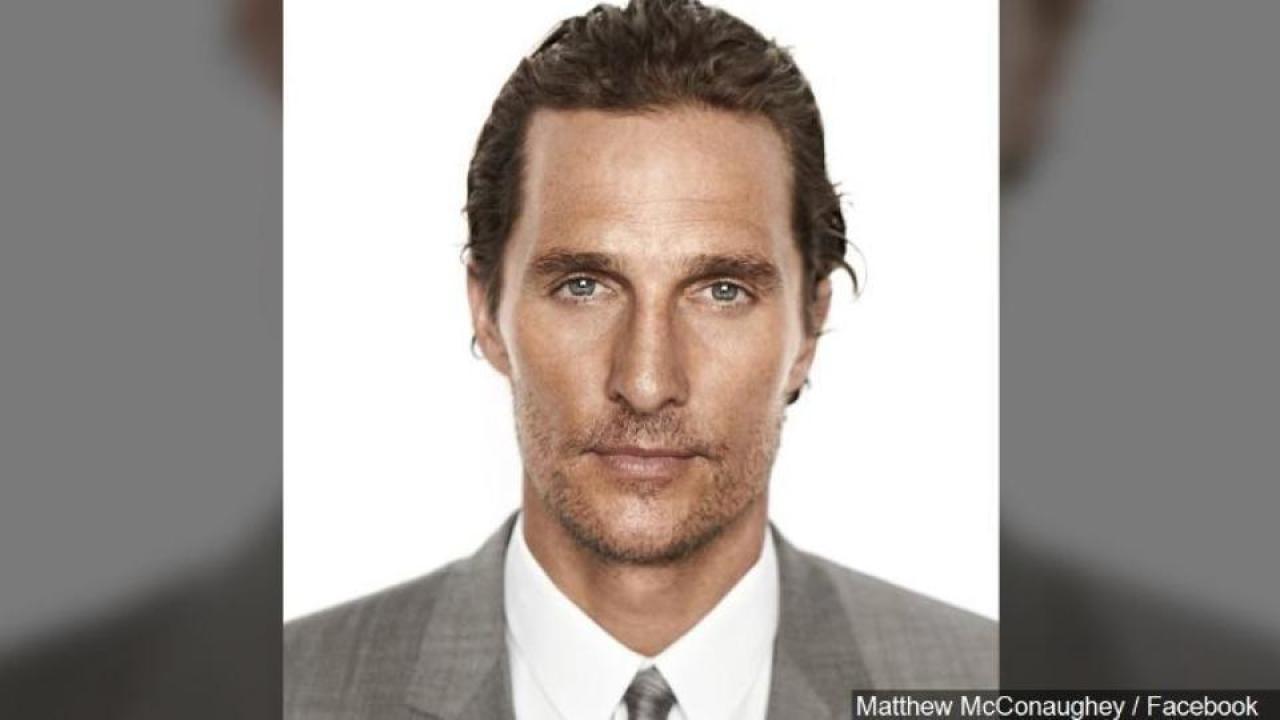 Oscar-winning actor Matthew McConaughey becomes professor ...