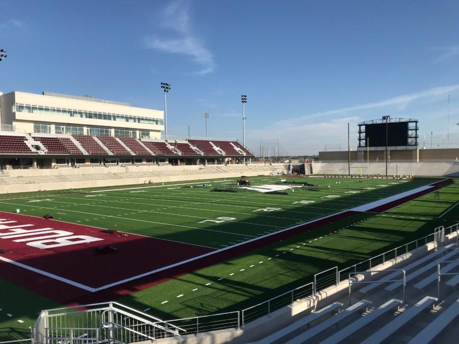 Buffalo Stadium Named Top Dii Stadium By D2football Com Kamr Myhighplains Com