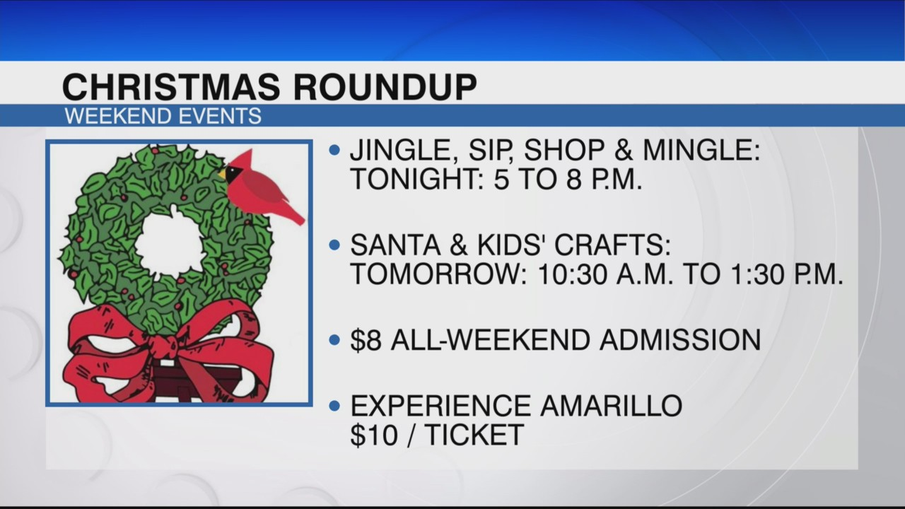 Christmas Roundup Amarillo 2020 Annual Christmas Roundup underway | KAMR   MyHighPlains.com