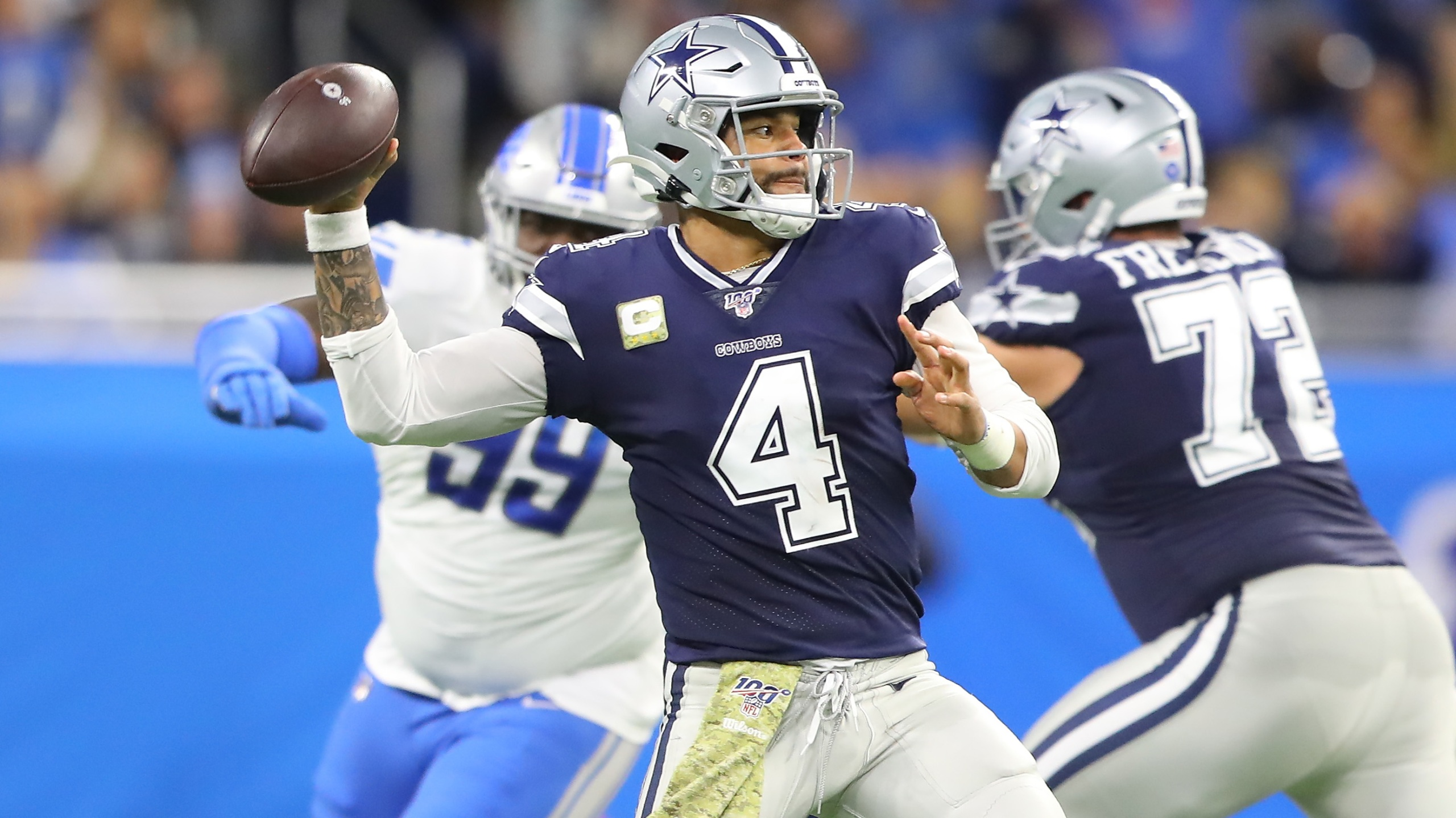 Dallas Cowboys Vs New England Patriots Week 12 Preview