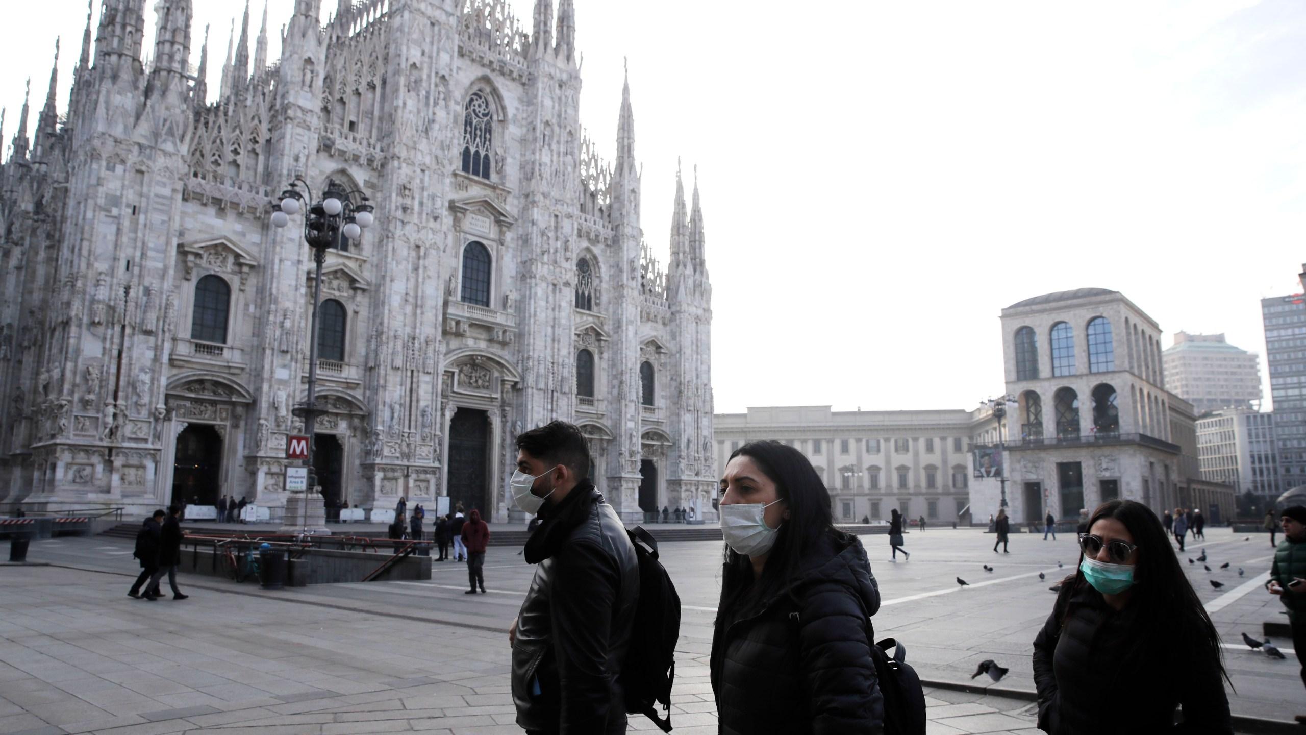 Italian Sports Leaders Following Government Lead On Virus