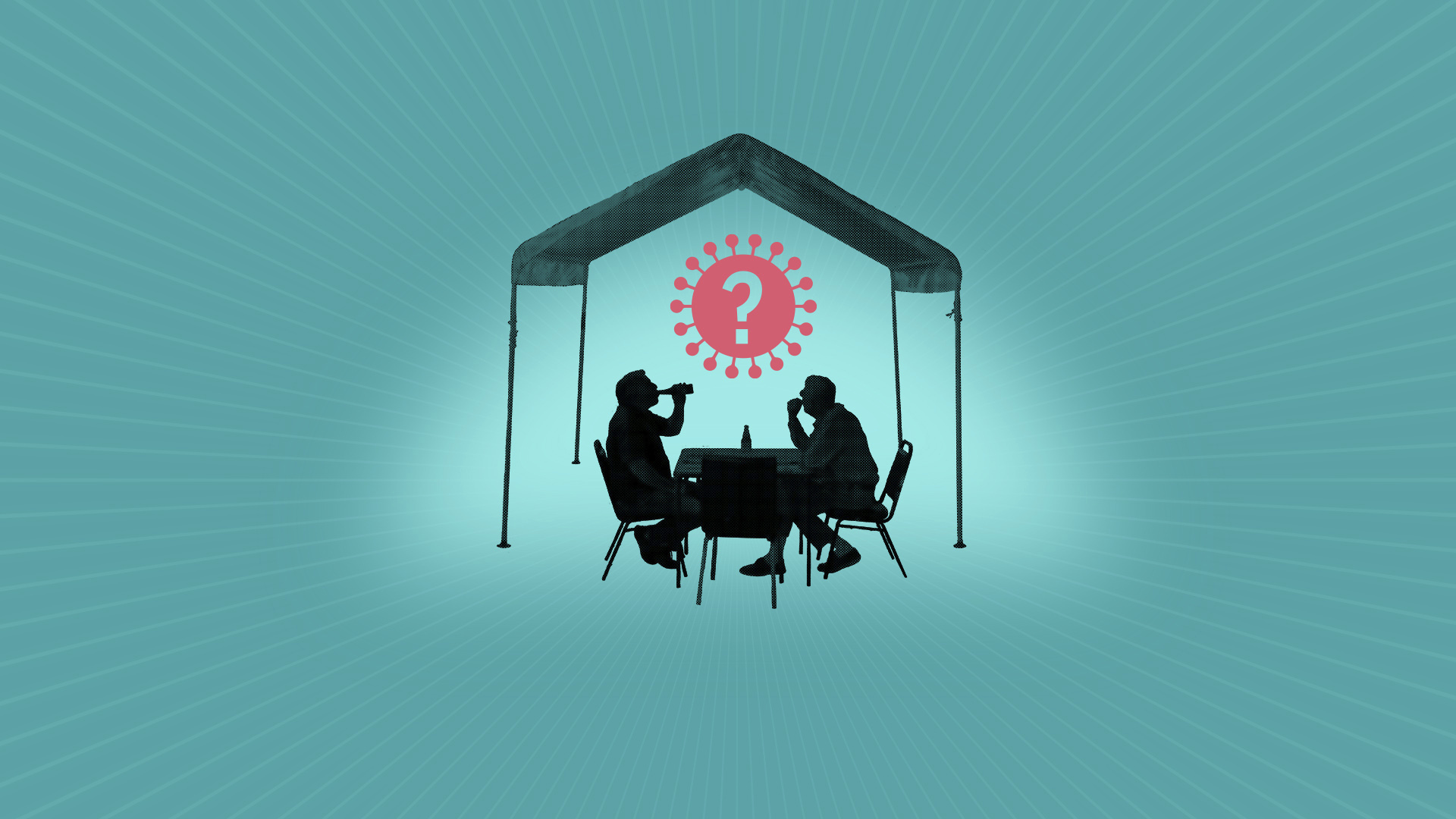 Virus Outbreak-Viral Questions-Dining Tents