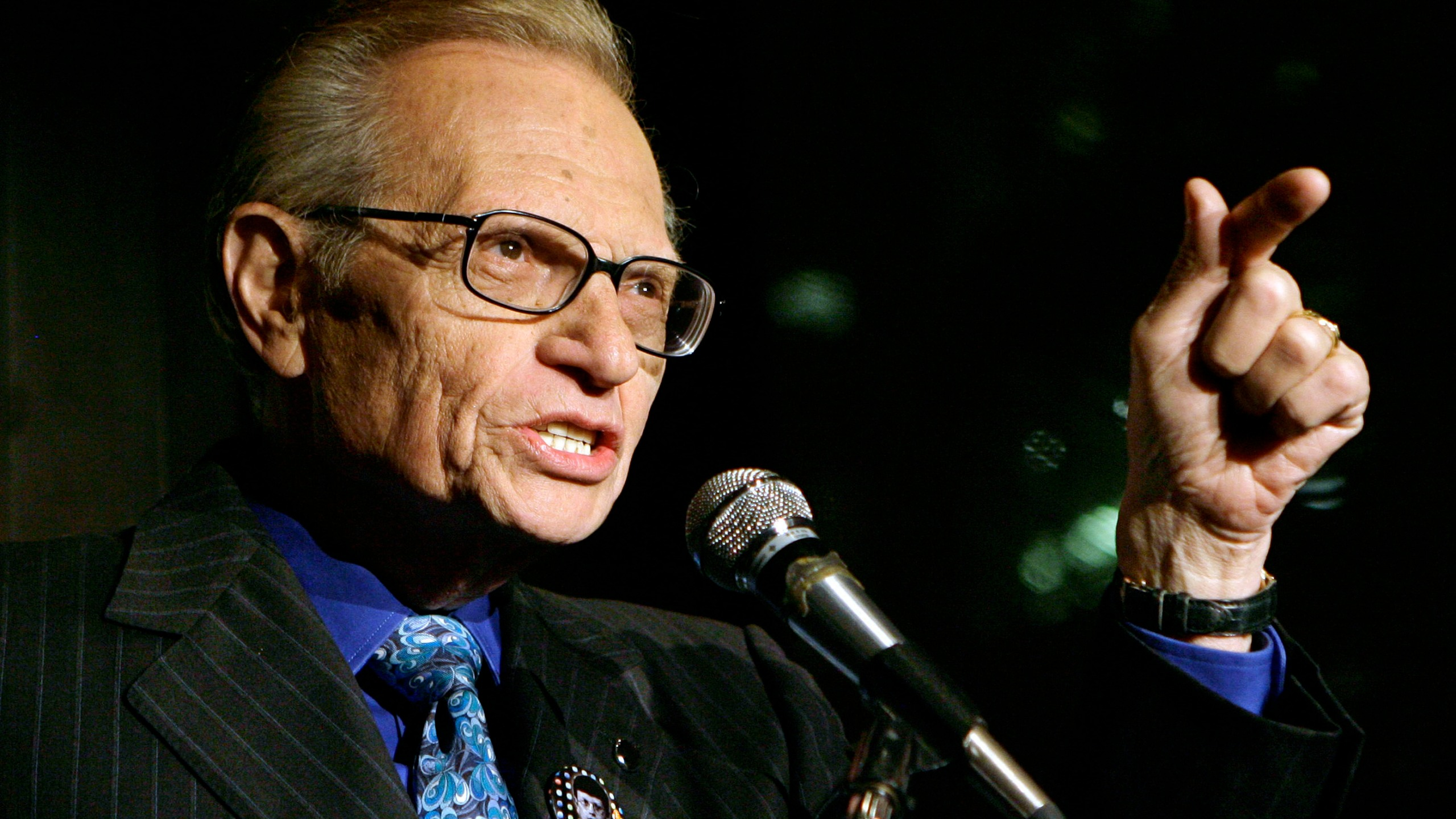 Larry King