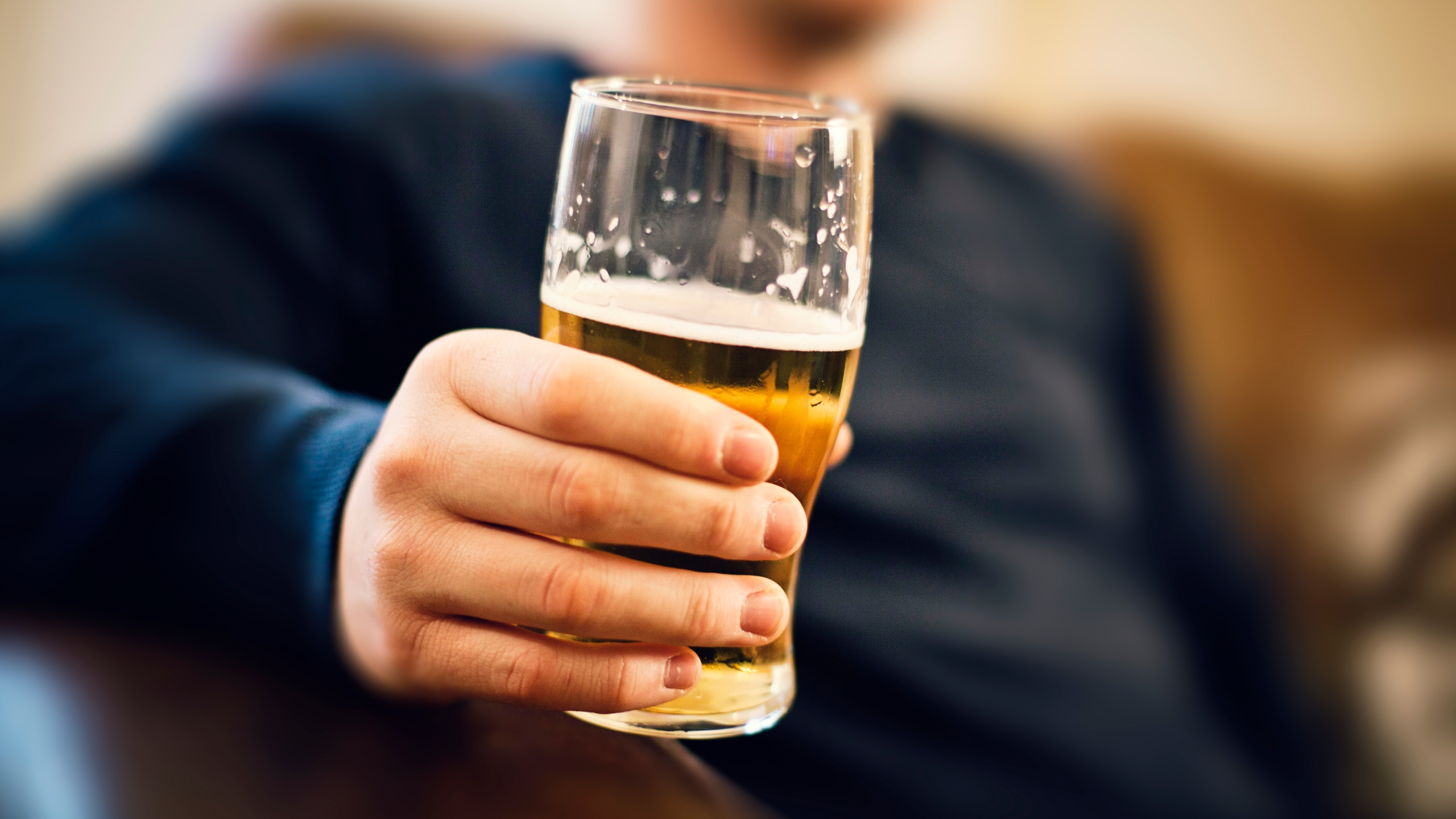 Today Is National Beer Day Here S How Much People Drink In A Week Kamr Myhighplains Com