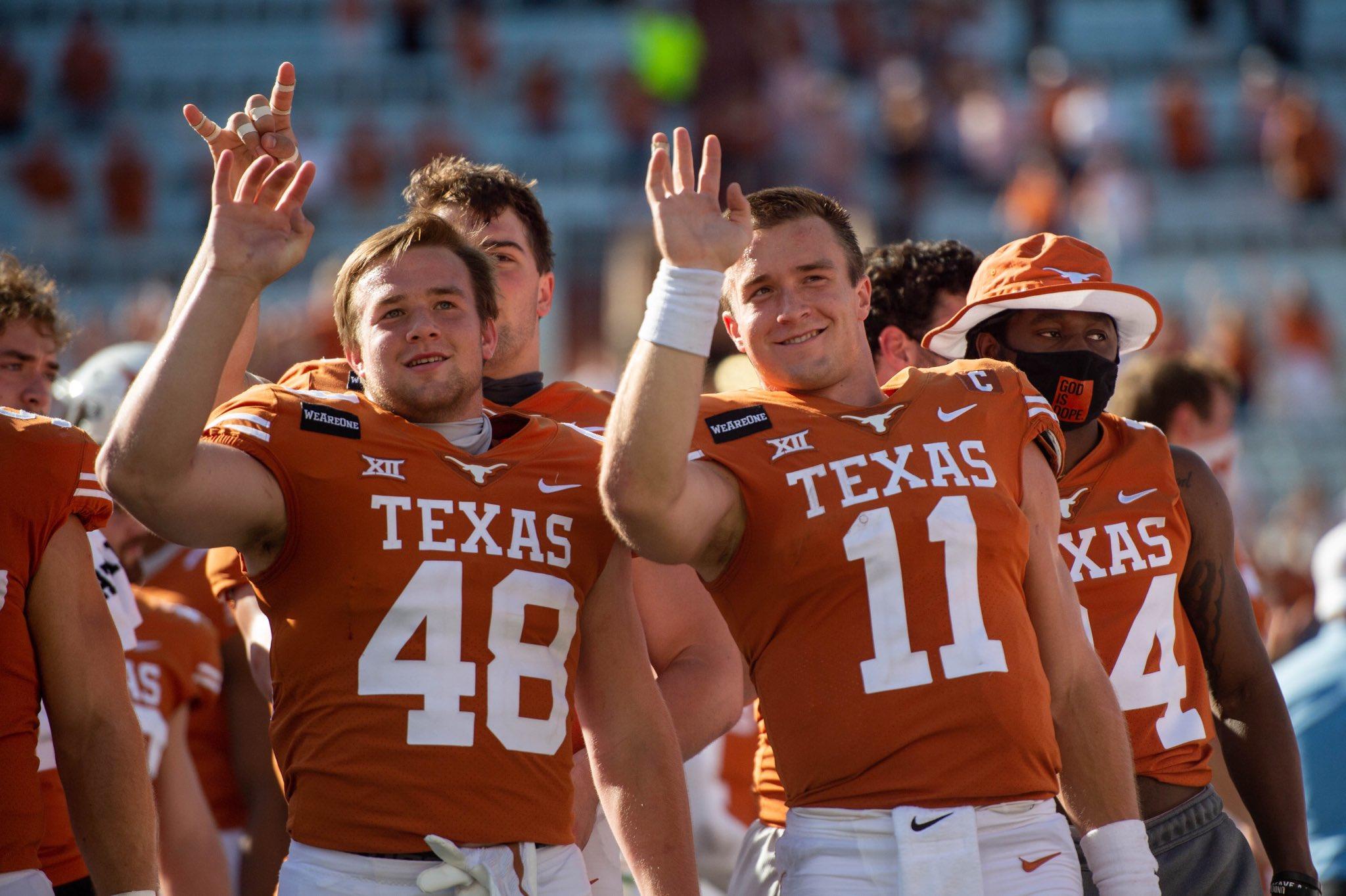 Texas Longhorns Linebacker Jake Ehlinger, Younger Brother of School's Former QB Sam Ehlinger, Found Dead Off Campus