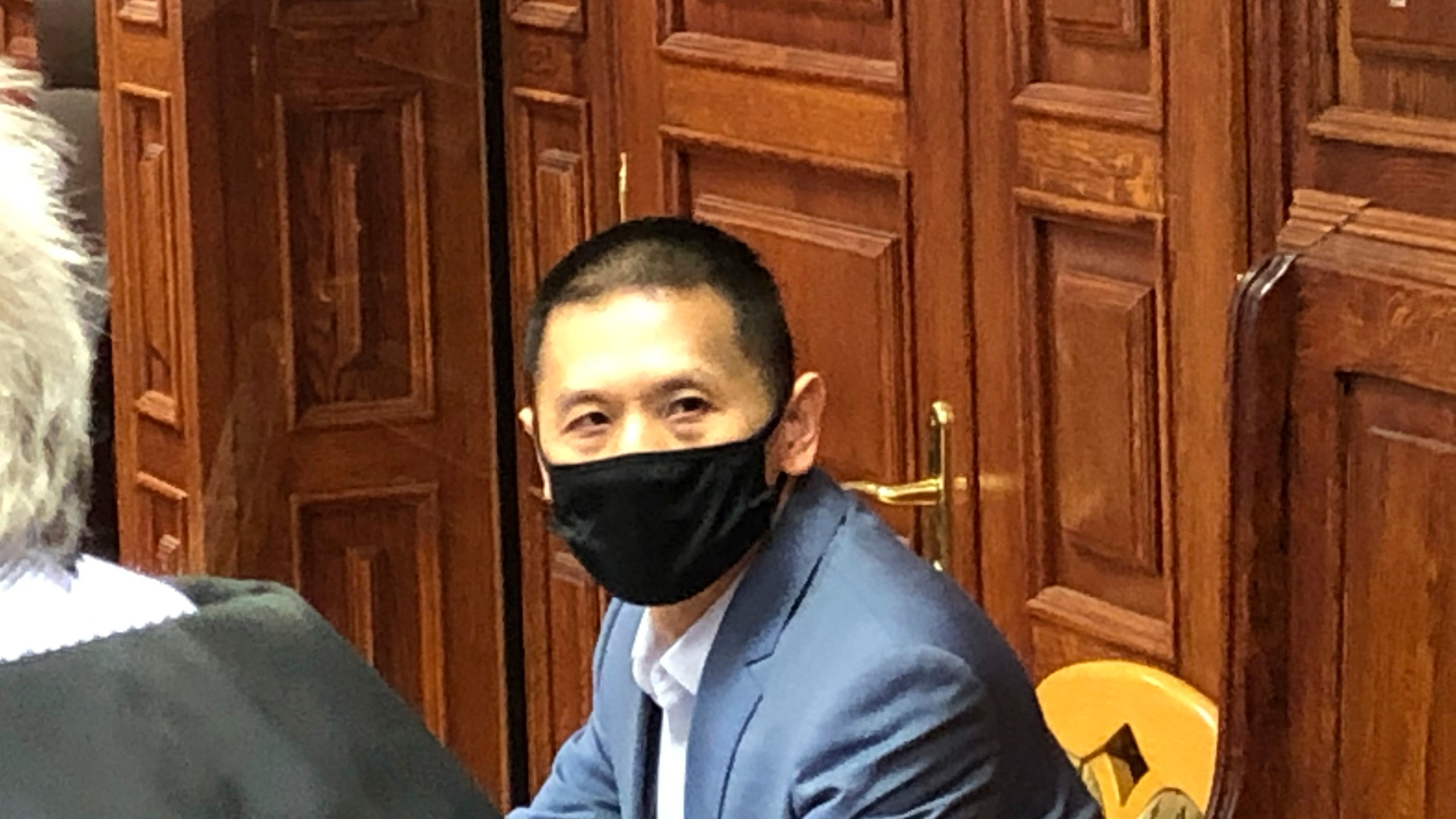 Weijing Wang