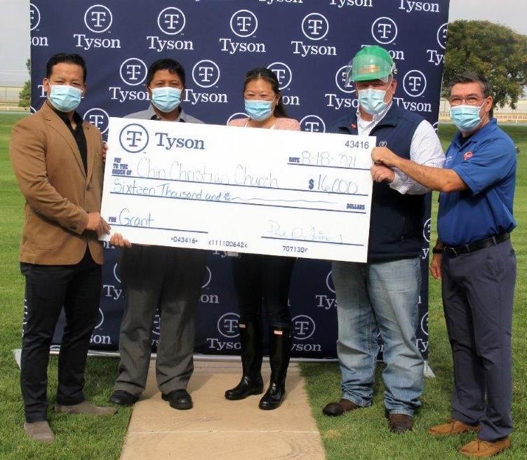 www.myhighplains.com: Tyson Foods grants ,000 to Amarillo Asian American organizations
