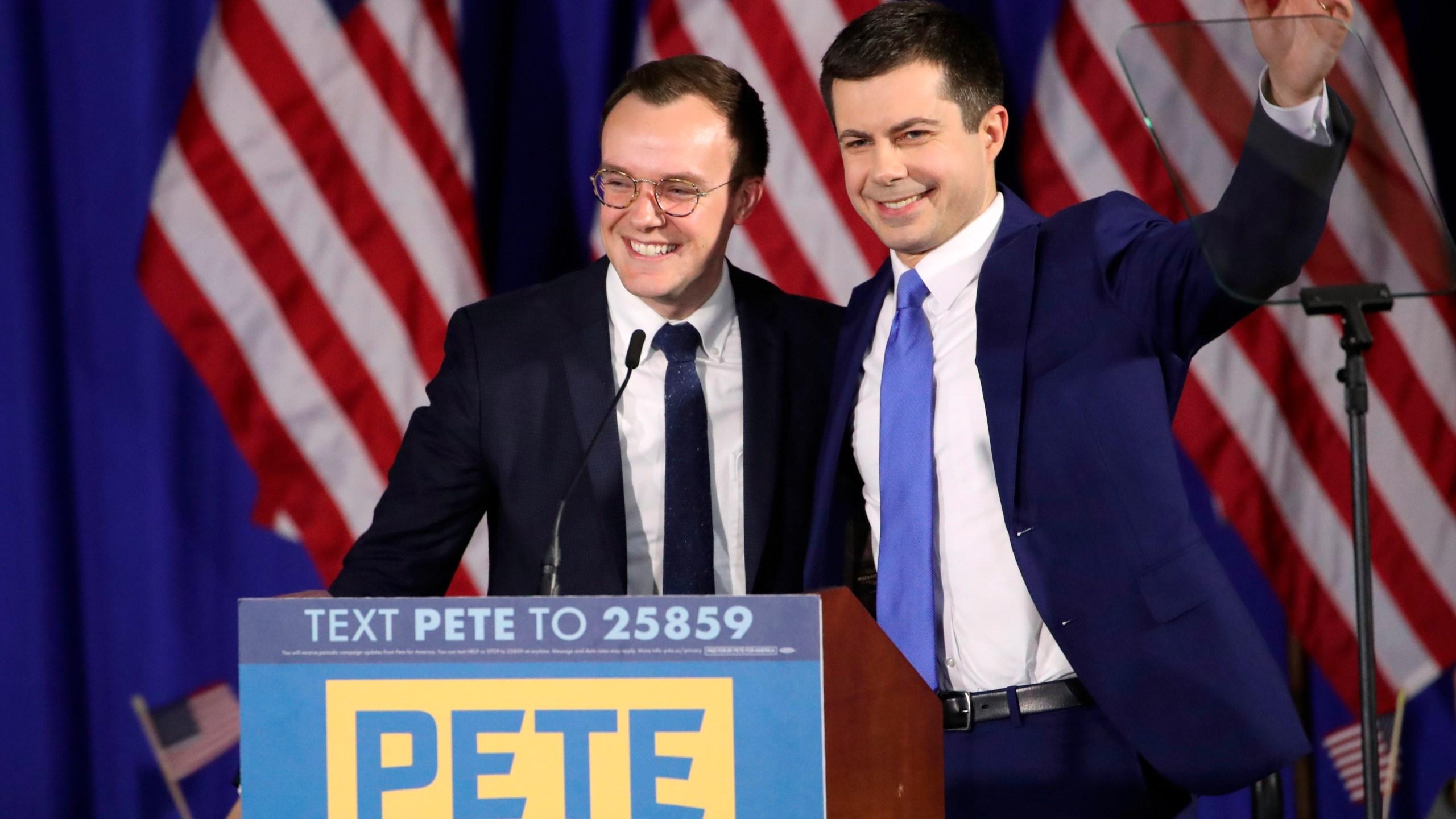 Pete Buttigieg, Chasten Buttigieg